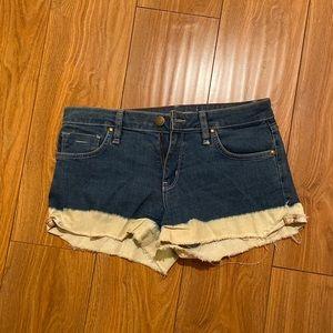 Gianna Bini Blue jean shorts